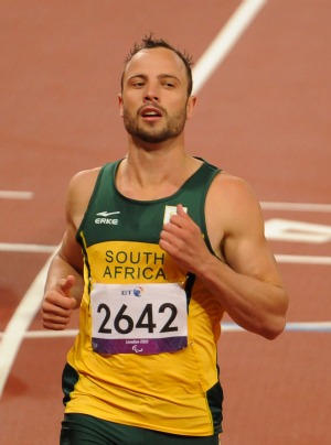 Oscar Pistorius motive shot down