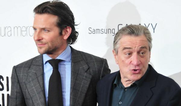 Bradley Cooper of Silver Linings Playbook
