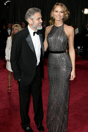 Stacy Kiebler at the 2013 oscars
