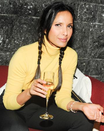 Padma talks beauty