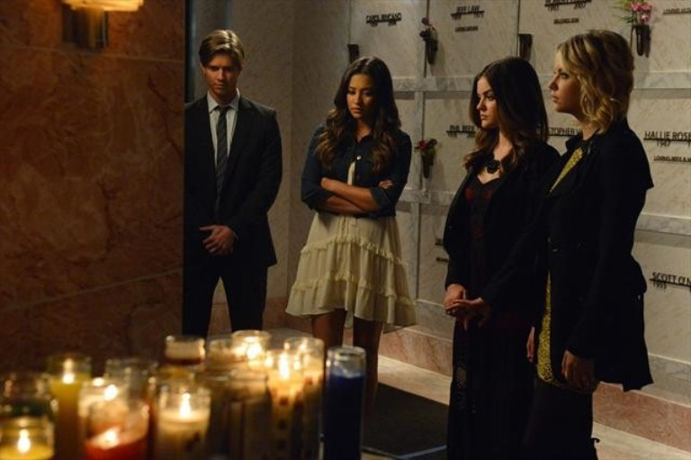 Pretty Liars mourn Ali again