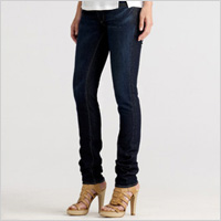 Mod skinny jeans (Paperdenimandcloth.com, $188)