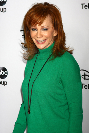 Reba excited about Kelly joining the fam