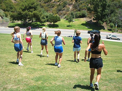 Reverse running class