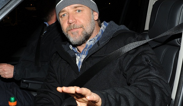 Russell Crowe has an irish temper