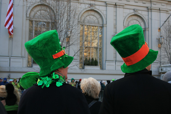Saint Patrick's Day in NYC