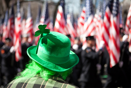 "The best ""green"" parades for everyone"