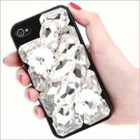 Emerald Cut iPhone Case (Send the Trend, $38)