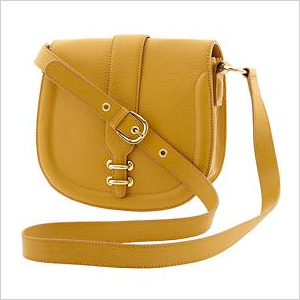Yellow Lola Cross Body