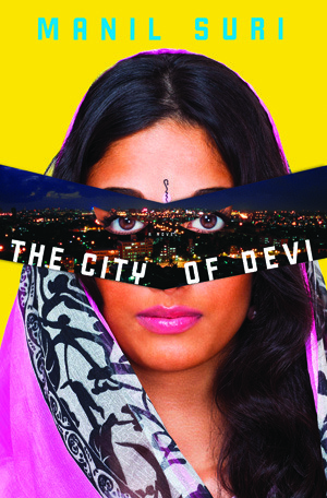 The City of Devi cover