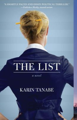 The List by Karin Tanabe