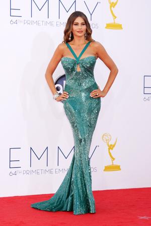 Sofia Vergara at the Emmys
