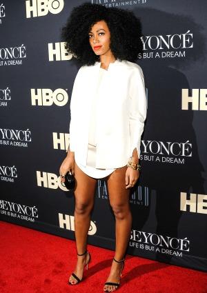 Did Solange upstage big sis Beyoncé?