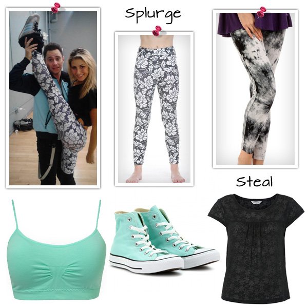 Get Emma Slater's active look