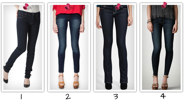 Jeans to save on