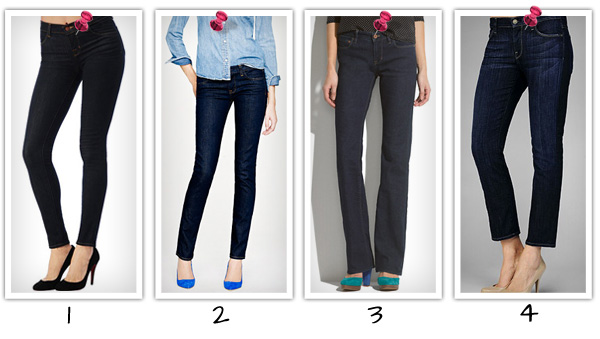 Jeans to splurge on