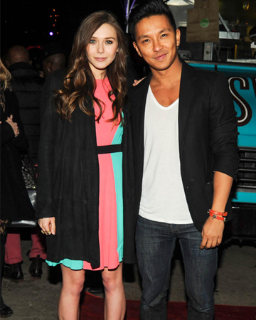 Elizabeth Olsen, Prabal Gurung