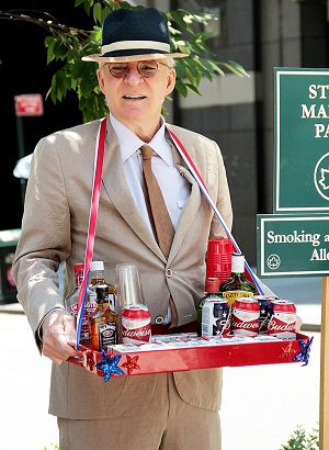 Steve Martin is a dad