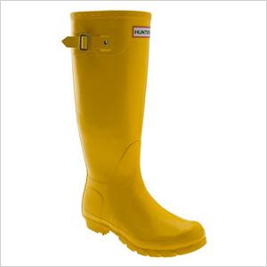Hunter Tall Gloss Rain Boot