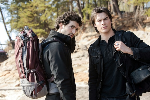 damon and shane search for the cure