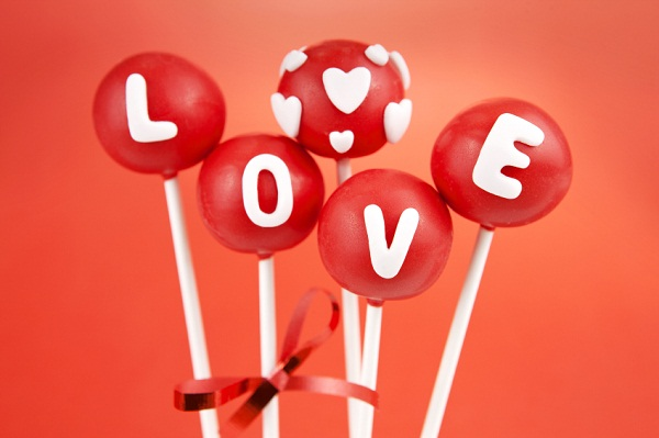 ... Day with our fun and easy recipe for Valentine's Day cake pops. Ready