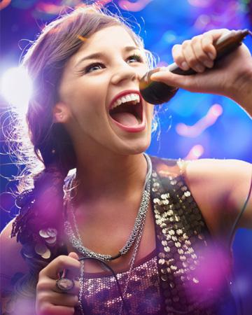 How to be a Karaoke rock star