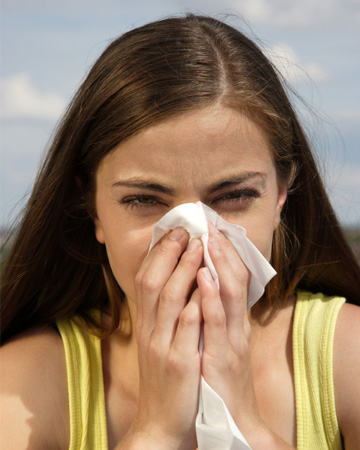 how to not develop allergies