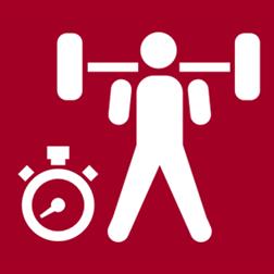 Never step foot inside a gym