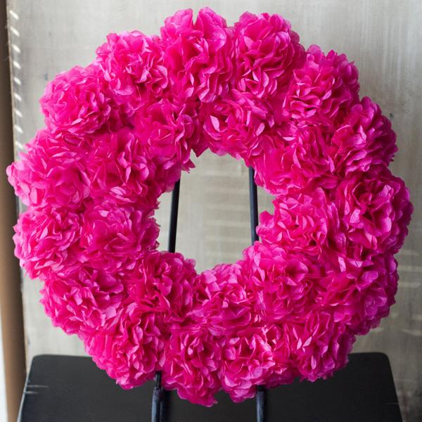 3 DIY spring wreaths