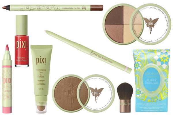 Pixi makeup -- Spring picks