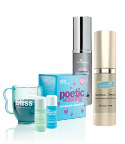 Safe at-home waxing products