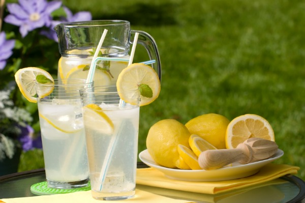 spring lemonade