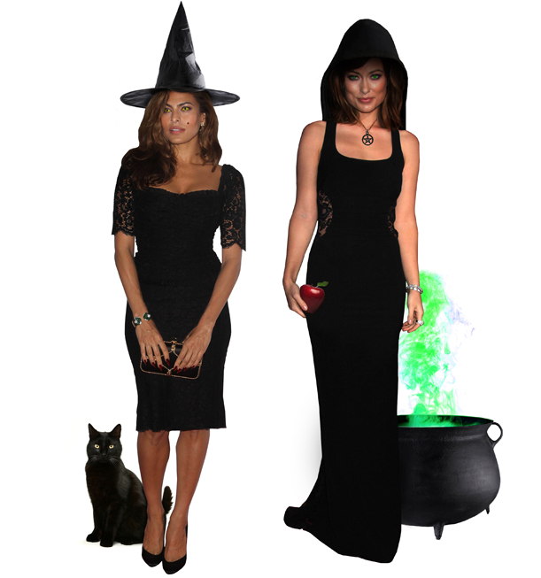 Which witch is the hottest?