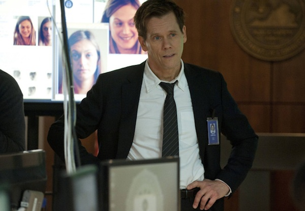 Ryan Hardy in The Following episode