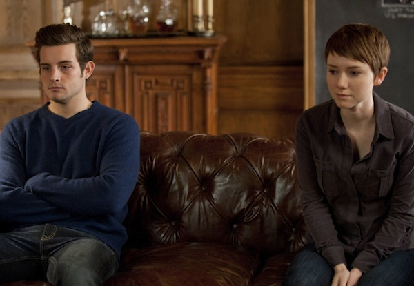 Emma and Jacob in The Following
