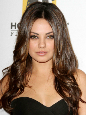 Actress Mila Kunis