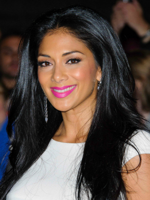 Pussycat Dolls singer Nicole Scherzinger