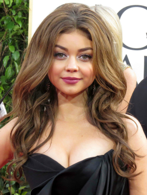 Actress Sarah Hyland