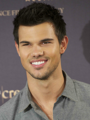 Twilight actor Taylor Lautner
