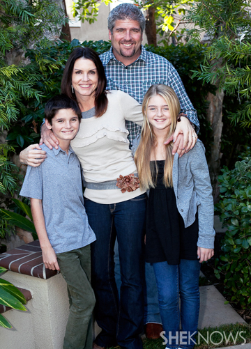 Erin Condren and her family