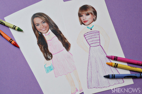 Kids Choice Awards celebrity dress up