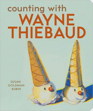 Counting with Wayne Thiebaud book