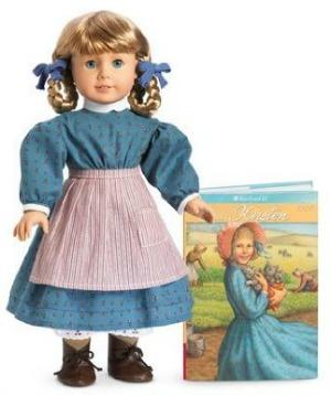 American Girl doll - Kristen