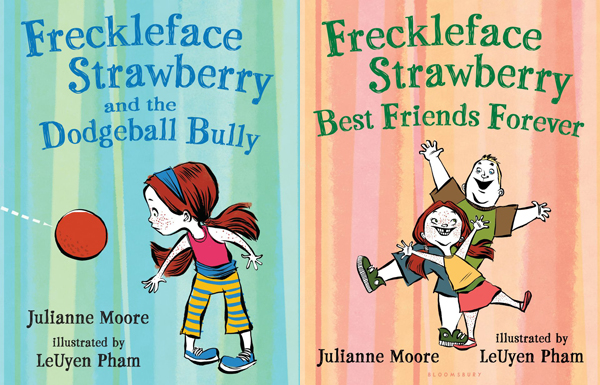 Freckleface Strawberry books