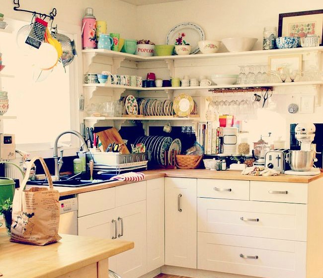 Hey blogger show me your kitchen - Show picture of kitchen ...