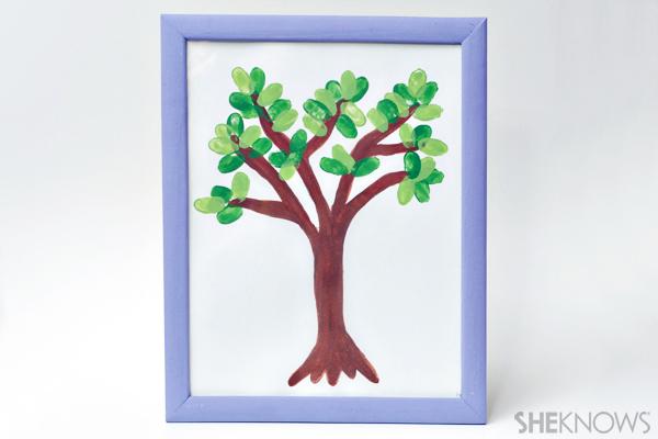 Fingerprint family tree