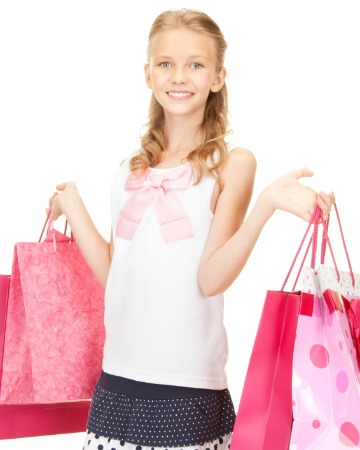 Tween shopping