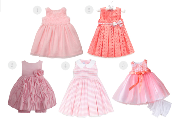 Easter dresses for baby