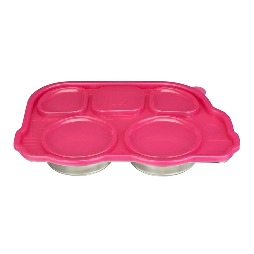 Innobaby din din platter with lid