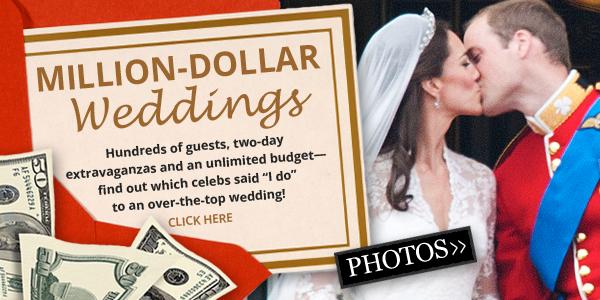 Million Dollar Weddings